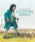 Jonathan Swift, Robert Ingpen - Gullivers Reisen