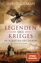 David Gilman - Legenden des Krieges: Im Schatten des Falken