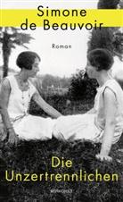 Simone de Beauvoir - Die Unzertrennlichen