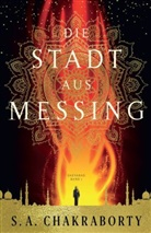 S A Chakraborty, S. A. Chakraborty - Die Stadt aus Messing