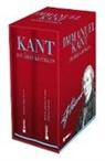 Immanuel Kant - Die drei Kritiken: Kritik der reinen Vernunft, Kritik der praktischen Vernunft, Kritik der Urteilskraft