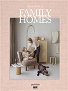 Isis Colombe-Combréas, gestalten et al, Gestalten, Robert Klanten, MilK Magazine, Andre Servert... - Inspiring Family Homes