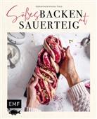 Katharin Traub, Katharina Traub, Nicolas Traub - Süßes backen mit Sauerteig