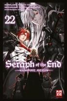 Daisuke Furuya, Furuya Daisuke, Takay Kagami, Yamat Yamamoto, Yamato Yamamoto - Seraph of the End. Bd.22