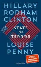 Louise Penny, Hillar Rodham Clinton, Hillary Rodham Clinton - State of Terror