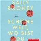 Sally Rooney, Julia Nachtmann - Schöne Welt, wo bist du, 2 Audio-CD, 2 MP3 (Hörbuch)