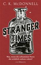 CK McDonnell - The Stranger Times