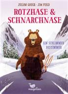 Julian Gough, Jim Field - Rotzhase & Schnarchnase - Ein schlimmer Bestimmer - Band 5
