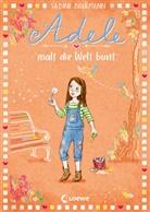 Sabine Bohlmann, Lorna Egan, Loew Kinderbücher, Loewe Kinderbücher - Adele malt die Welt bunt (Band 4)