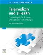 Jos Steinhäuser, Jost Steinhäuser - ELSEVIER ESSENTIALS Telemedizin und eHealth