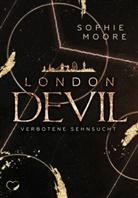 Sophie Moore, Federherz Verlag, Federher Verlag - London Devil