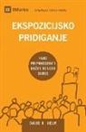 David Helm - Ekspozicijsko pridiganje (Expositional Preaching) (Slovenian)
