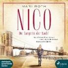 Mari Roth, Svenja Pages - Nico - Die Sängerin der Nacht, 2 Audio-CD, MP3 (Hörbuch)