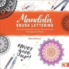 Nina Rötters - Mandala Brush Lettering