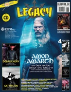 Patric Knittel, Legacy Magazin, Björn Sülter - LEGACY MAGAZIN: THE VOICE FROM THE DARKSIDE