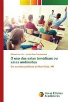 Wilma Lima Lira, Lucília Dias Pacobahyba - O uso das salas temáticas ou salas ambientes