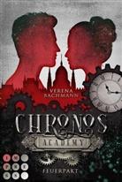 Verena Bachmann - Chronos Academy 2: Feuerpakt