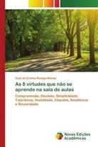 Dudú de Cristina Remígio Mamba - As 8 virtudes que não se aprende na sala de aulas