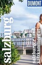 Walter M Weiss, Walter M. Weiss - DuMont Reise-Taschenbuch Salzburg, Salzburger Land, Salzkammergut