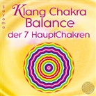 Sayama - KLANG CHAKRA BALANCE DER SIEBEN HAUPTCHAKREN, Audio-CD (Hörbuch)