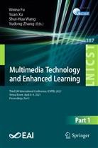 Weina Fu, Shui-Hua Wang, Shui-Hua Wang et al, Yua Xu, Yuan Xu, Yudong Zhang... - Multimedia Technology and Enhanced Learning