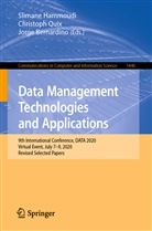 Jorge Bernardino, Slimane Hammoudi, Christop Quix, Christoph Quix - Data Management Technologies and Applications