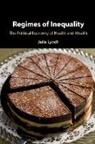 Julia Lynch, Julia (University of Pennsylvania) Lynch - Regimes of Inequality