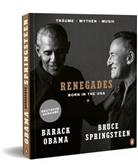 Barac Obama, Barack Obama, Bruce Springsteen - Renegades