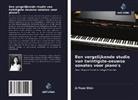 Ji-Youn Shin - Een vergelijkende studie van twintigste-eeuwse sonates voor piano's