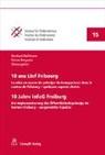 Florian Bergamin, Bernhard Waldmann - 10 ans LInf Fribourg / 10 Jahre InfoG Freiburg