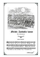 Anders Berglund - Melodi: Zandahls kanon