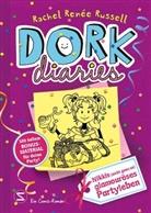 Rachel Renée Russell - DORK Diaries. Nikkis (nicht ganz so) glamouröses Partyleben, Band 02