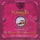 C. S. Lewis, Clive S Lewis, Clive St. Lewis, Clive Staples Lewis, Philipp Schepmann - Die Chroniken von Narnia, Audio-CDs - Tl.5: Die Chroniken von Narnia - Die Reise auf der Morgenröte, 5 Audio-CDs (Hörbuch)