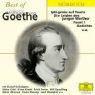Johann Wolfgang Von Goethe, Käthe Gold, Gustaf Gründgens, Klaus Kinski, Erich Ponto, Will Quadflieg... - Best of Johann Wolfgang von Goethe 2 CDs (Hörbuch)
