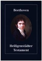 Ludwig van Beethoven, Sieghard Brandenburg - Heiligenstädter Testament