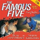 Enid Blyton - Famous Five: Five Go Adventuring Again & Five Go to Demon's Rocks (Hörbuch)