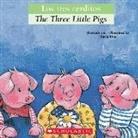 Luz Orihuela, Luz/ Rius Orihuela, Maria Rius, María Rius, Luz Orihuela - Los Tres Cerditos / The Three Little Pigs