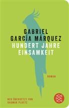 Garcia Marquez, Gabriel García Márquez - Hundert Jahre Einsamkeit