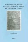 Ron Barkai - A History of Jewish Gynaecological Texts in the Middle Ages