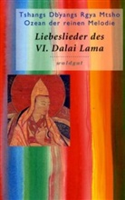 Dalai Lama, Dalai Lama VI., Dalai Lama VI., Dieter W Back, Dieter W. Back - Liebeslieder des VI. Dalai Lama