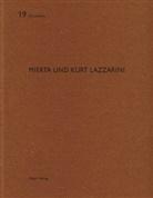 Hubertus Adam, Iso Camartin, Heinz Wirz - Mierta und Kurt Lazzarini