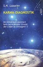 Sergei N. Lazarev, Serguei Lazarev - Karma-Diagnostik - Bd.4/2: Das reine Karma. Tl.2