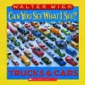 Walter Wick, Walter Wick - Can You See What I See? - Trucks and Cars
