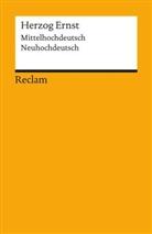 Bernhar Sowinski, Bernhard Sowinski - Herzog Ernst