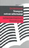 Mimi Steffen - Dictionnaire français - suisse-allemand