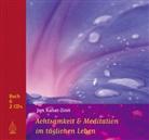 Heike Born, Jo Kabat-Zinn, Jon Kabat-Zinn, Heike Born - Achtsamkeit & Meditation im täglichen Leben, m. 2 Audio-CDs