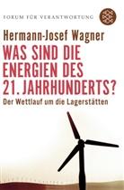 Hermann-J Wagner, Hermann-Josef Wagner, Klau Wiegandt, Klaus Wiegandt - Was sind die Energien des 21. Jahrhunderts?