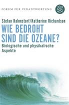 Rahmstor, Stefa Rahmstorf, Stefan Rahmstorf, Stefan (Prof. Dr. Rahmstorf, Richardson, Katherin Richardson... - Wie bedroht sind die Ozeane?