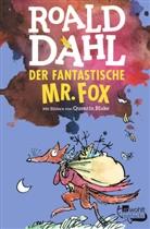 Roald Dahl, Quentin Blake - Der fantastische Mr. Fox