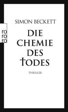 Simon Beckett - Die Chemie des Todes